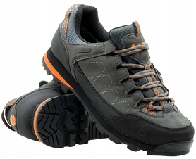 GELEN LOW WP MĘSKIE BUTY MEMBRANA WATERPROOF - db
